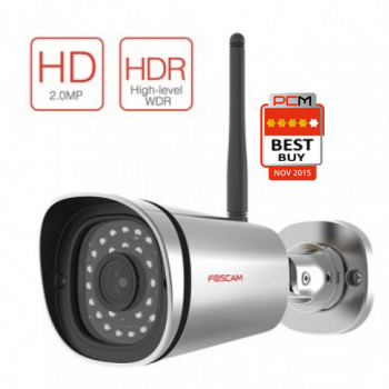 Foscam FI9900P 2MP Outdoor HD IP Camera
