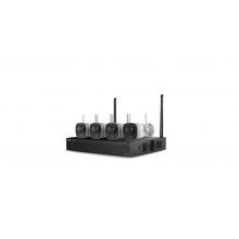 Imou Wireless Kit, draadloze beveiligingsset (4 camera's, 1 NVR)