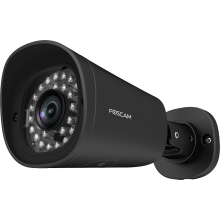 Foscam G4EP PoE 4.0 MP buitencamera (zwart)