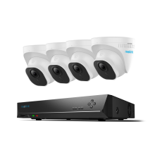 Reolink RLK8-800D4, ongeëvenaarde 8MP Ultra HD set voor complete beveiliging