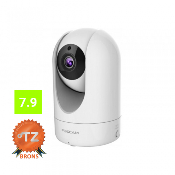 Foscam R2 Full HD 2MP pan-tilt camera (wit)